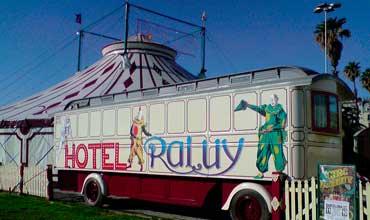 Hotel del circo
